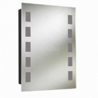 NewUltra Argenta Mirror Cabinet 500mm LQ377 Product