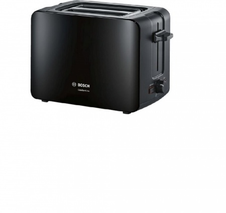 Bosch TAT6A113GB 2 Slice Toaster - Black