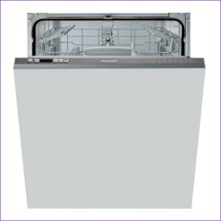 Hotpoint HIC3B19C Integrated Dishwasher