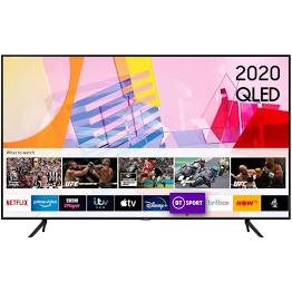 Samsung QE75Q60TAUXXU 75'' QLED Smart TV - A+ Energy Rated