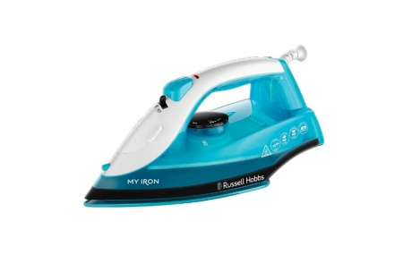Russell Hobbs 25580 My Iron - Blue & White
