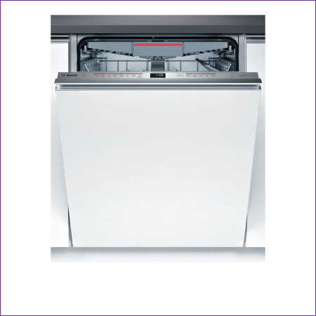 Bosch Serie 6 SMV68MD01G Built In Fully Integrated Dishwasher