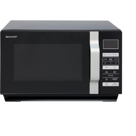 Sharp R360KM Flat Bed Microwave Oven